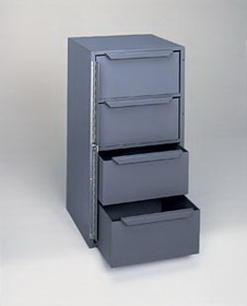 Durham 610-95 Drawer cabinets and Racks