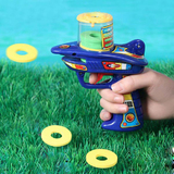Disk Shooter / Shooting Gun, Outdoor Toys, Graduation Gift