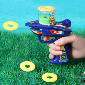 Disk Shooter / Shooting Gun, Outdoor Toys, Graduation Gift, Price/SET