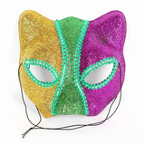 Sparkling Animal Masks, Party Favors, Graduation Gift