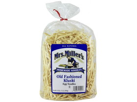 Mrs. Miller's 12/16oz Old Fashioned Kluski Noodles, Price/Case