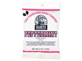 Claeys 24/6oz Peppermint Drops, Price/Case