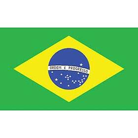 Eagle Emblems FLAG-BRAZIL (3ftx5ft)