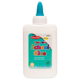 Charles Leonard CHL46004 Economy Washable School Glue 4 Oz, Price/EA