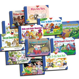 Creative Teaching Press CTP4289 Reading For Fluency Readers Set 2 Variety Pk, Price/EA