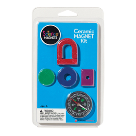 Dowling Magnets DO-731022 Science Magnets Mini Science Kit, Price/EA