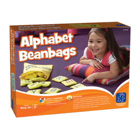 Educational Insights EI-3045 Alphabet Bean Bags, Price/EA