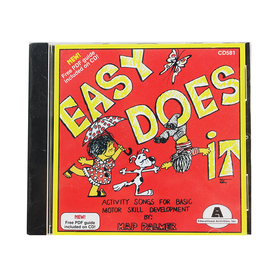 Educational Activities ETACD581 Easy Does It Cd, Price/EA
