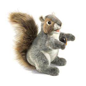 Folkmanis FMT2553 Puppet Gray Squirrel, Price/EA