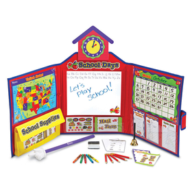 Learning Resources LER2642 Pretend & Play School Set, Price/EA
