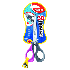 Maped USA MAP696510 6 1/2In Sensoft Scissors Left Haned, Price/EA