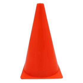 Dick Martin Sports MASSC9 Safety Cone 9 Inch With Base, Price/EA