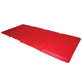 Peerless Plastics PZ-KM100 Basic Kindermat 5 Mil Vinyl 19 X 45 Folds To 11 X 19, Price/EA