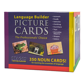 Stages Learning Materials SLM001 Language Builder Picture Nouns, Price/EA