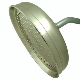 Elements of Design DK1258 10&quot; Rain Drop Shower Head, Satin Nickel