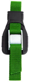 CAM STRAPS 18' GREEN BULK by liberty mountain