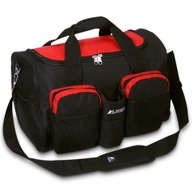 Everest S-223 Sports Duffel w/Shoe/Wet Dry Pocket