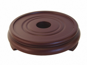 Feng Shui Import Round Wooden Stands - 372