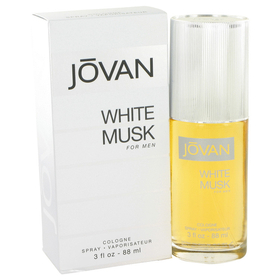 JOVAN WHITE MUSK by Jovan - Eau De Cologne Spray 3 oz for Men