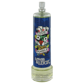 Love & Luck by Christian Audigier - Eau DeToilette Spray (Tester) 3.4 oz for Men