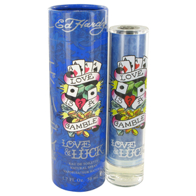 Love & Luck by Christian Audigier - Eau De Toilette Spray 1.7 oz for Men