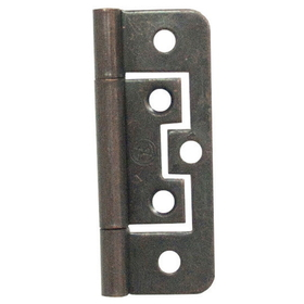 Hinge No Mortise Tight Pin Stat Brz, Price/EA