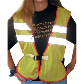 Vest Reflective One Size Fits All