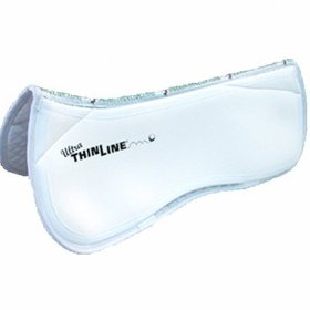 Eng.Trifecta Cotton Half Pad Ultra Thinline White/Small