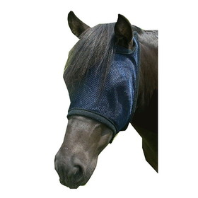 Fly Mask Mini Horse Navy