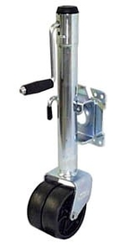 2000 Lbs Trailer Jack W  2 Wheels