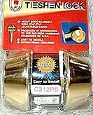 Dead Bolt Lock  Double  -