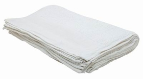 "Johnson-Rose Bar Mop Towel, 20 Oz, 17"" X 20"", Ribbed Cotton (Sold In Dozen Lots Only), 30909, Price/DZ"