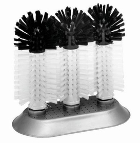 Glass Brush Refill Only, Triple, Nylon Bristles, Price/EA