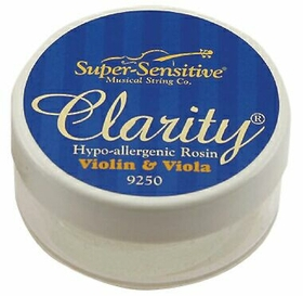 Super Sensitive Ssens Clarity Rosin Viol/Viola, Price/EACH