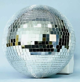 MBT Lighting 12In.Mirror Ball