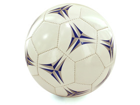 Simulated leather size soccer ball, Price/package