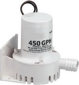 Mayfair 400GPH BILGE PUMP 21405 (Image for Reference), Price/Each