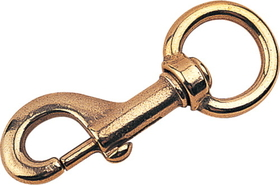 SeaDog BRONZE SWIVEL EYE BOLT SNAP 136016-1 (Image for Reference), Price/Each