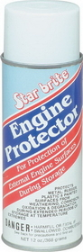 Star-Brite ENGINE PROTECTOR, 12OZ 085312 (Image for Reference), Price/Each