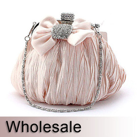 Bow Top Lovely Purse Evening Bag - Wholesale
