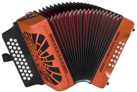 HOHNER Accordion H3100GB Panther