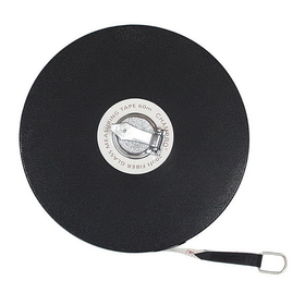 White Line Equipment 200' Closed Reel Tape Measure, Price/EACH