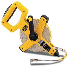 Komelon 100' Super Duty Tape Measure, Price/EACH