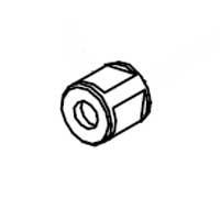 Ingersoll Rand Collet Nut - Part, Price/EA