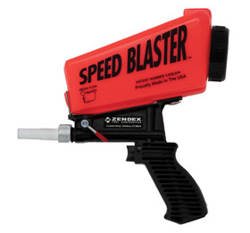 Zendex Tool Speed Blaster-Neon Red, Price/EA