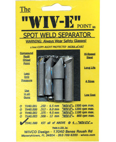Wivco TH41000 Wiv-E 4Pc Kit, Price/EA