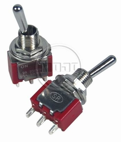 SPDT Mini Toggle Switch On-On