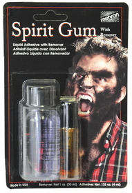 Morris Costumes DD-118AR Spirit Gum And Remover