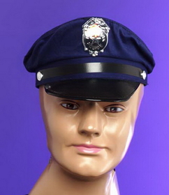 Forum Novelties 52735 Police Hat Web
