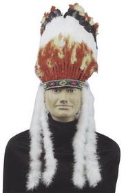 Forum Novelties 57572 Indian Headress